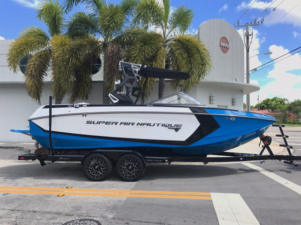 Nautique Super Air Nautique G23 Coastal Edition