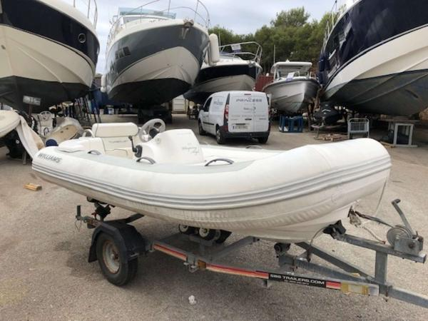 Williams Jet Tenders 325 Jet Rib
