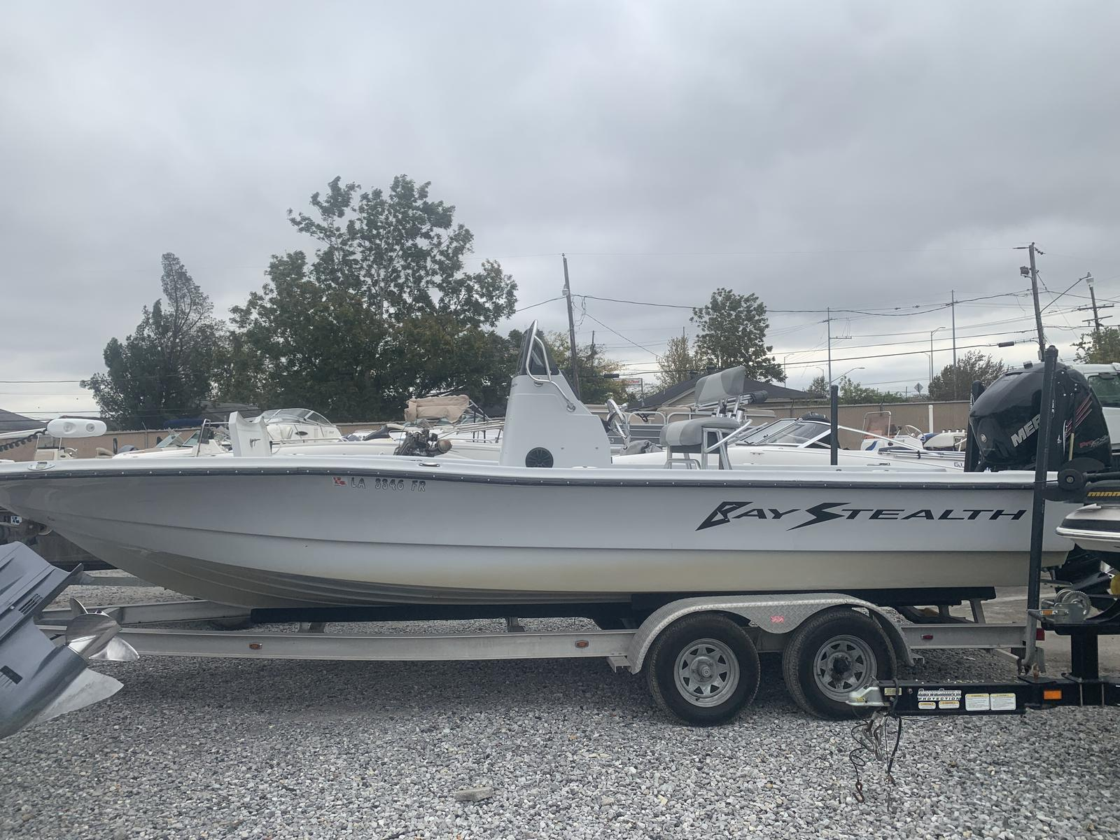 Bay Stealth 24