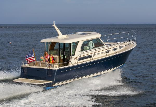 Sabre 38 Salon Express Sistership