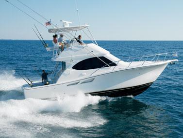 Tiara Yachts 3900 Convertible Manufacturer Provided Image