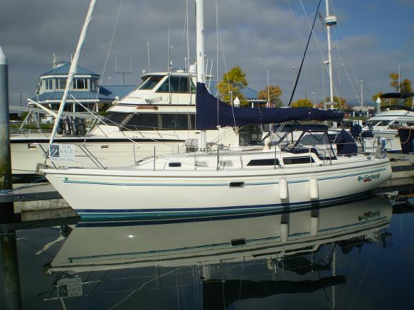 Catalina 34 Mark 1.5