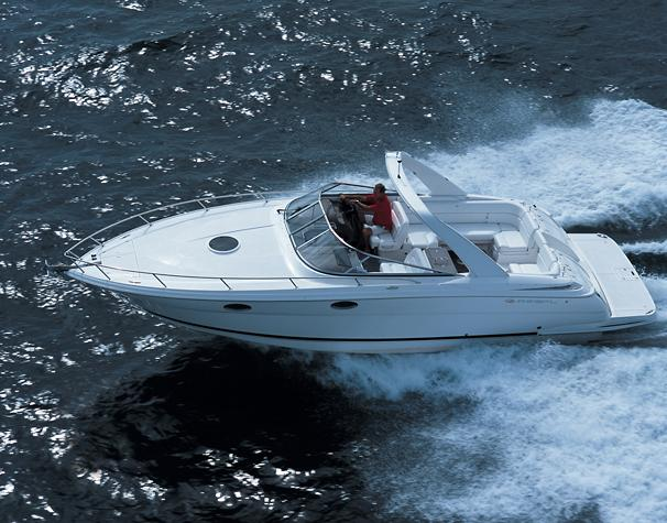 Regal 3350 Sport Cruiser Manufacturer Provided Image