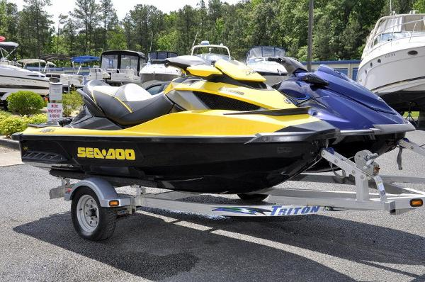 Sea-Doo 34BA - RXT iS 260