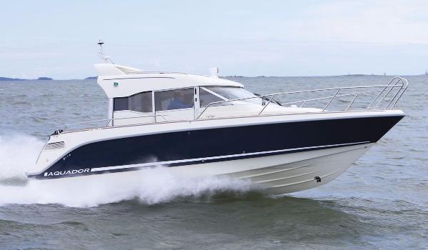 Aquador 28 C Aquador 28 C MGM Boats