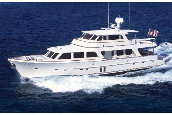 Offshore Yachts 85 Voyager Manufacturer Provided Image