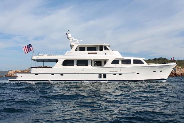 Offshore Yachts 90 Voyager Manufacturer Provided Image: Manufacturer Provided Image