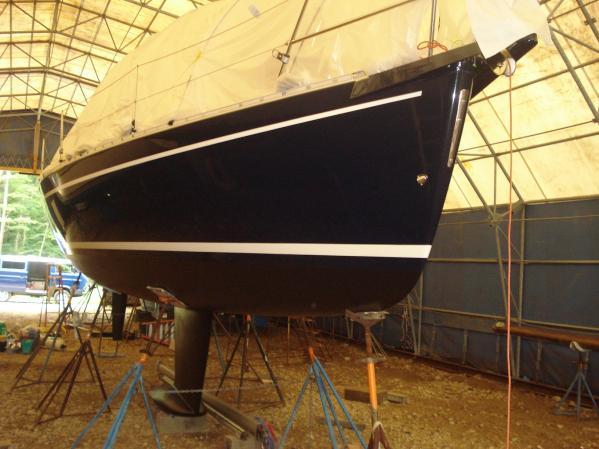 Finngulf 335 Stbd Bow