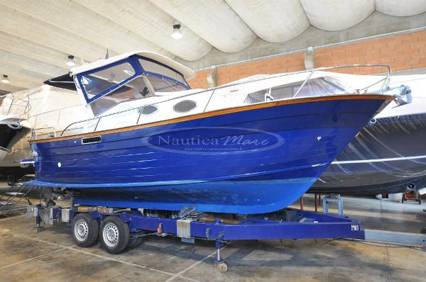 Custom Plastimare AMELIA 800 Plastimare Amelia 800 (1)