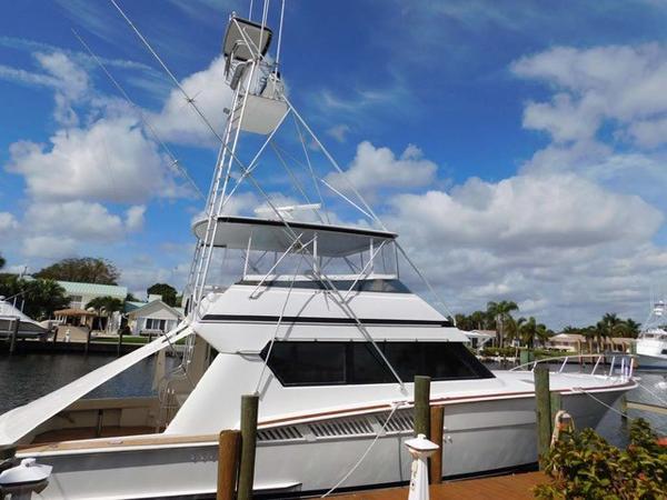 Hatteras Sportfish Main Profile