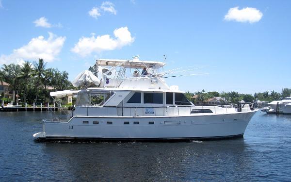 Hatteras Yacht Fisherman 58' Hatteras Motor Yacht KORINA J