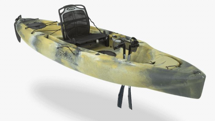 Hobie Cat Outback with Mirage Drive