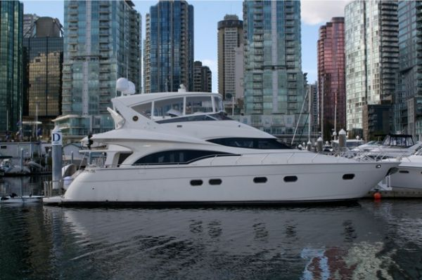 Marquis 59 Pilothouse 2005 Marquis 59 Pilothouse