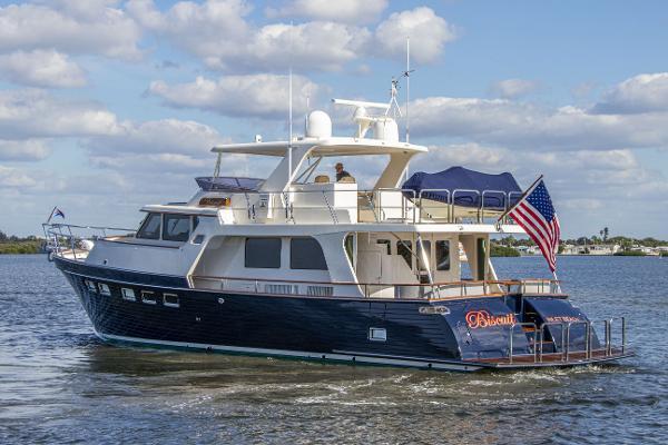 Marlow Explorer 58E Port Profile