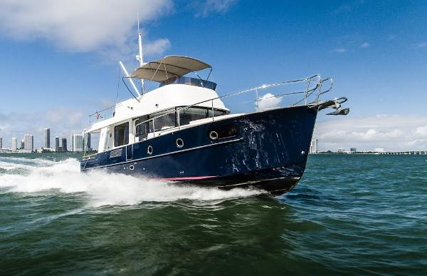 Beneteau 44 Swift Trawler