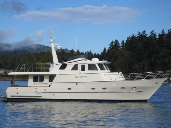 Eagle Pilothouse Trawler