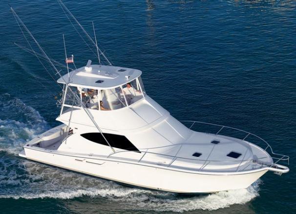 Tiara Yachts 4800 Convertible Manufacturer Provided Image