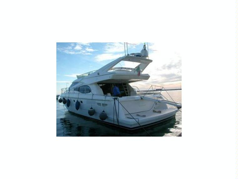 Ferretti Yachts Ferretti 590