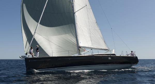 Beneteau Sense 55 Manufacturer Provided Image