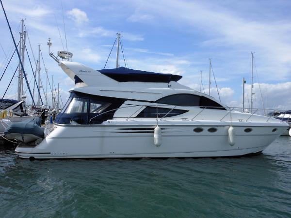Fairline Phantom 46 Fairline Phantom 46