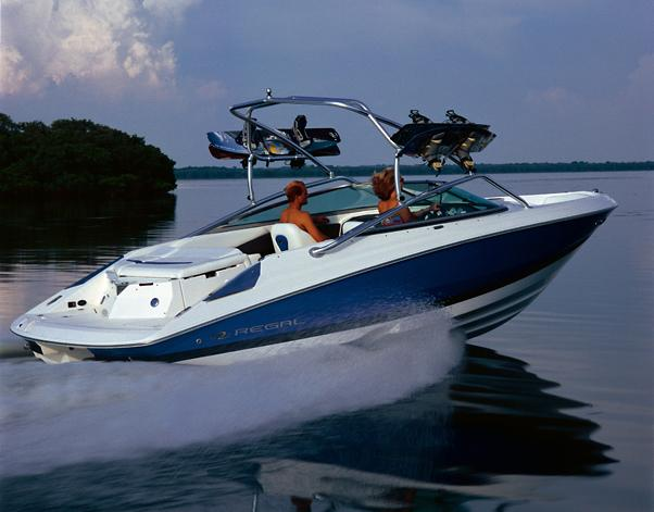 Regal 2200 Bowrider Manufacturer Provided Image