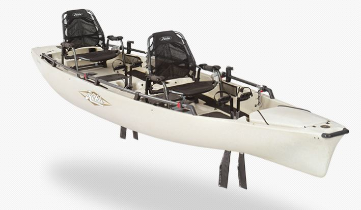 Hobie Cat Pro-Angler 17T with Mirage Drive