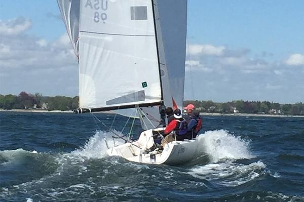 J Boats J/70 J70 Profile 1