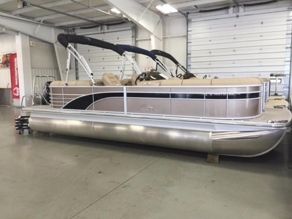 Bennington 2250 GSR (SPS Tri-Toon)