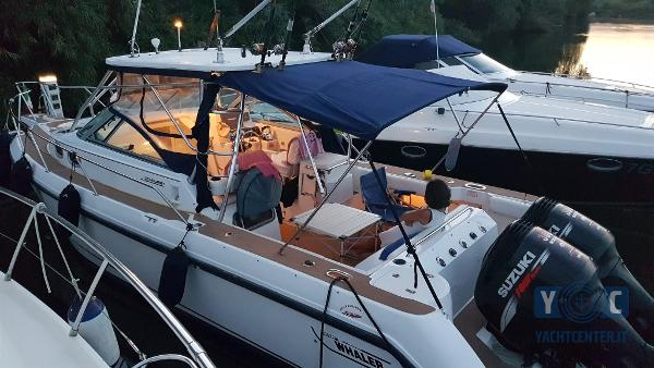 Boston Whaler 28 Conquest unnamed-1