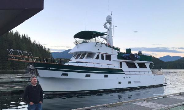 Willard Pilothouse Blind Bay June 2017