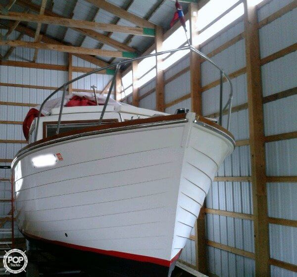 Chris-Craft Sea Skiff 26 Cabin Cruiser 1957 Chris-Craft Sea Skiff 26 Cabin Cruiser for sale in Walworth, WI