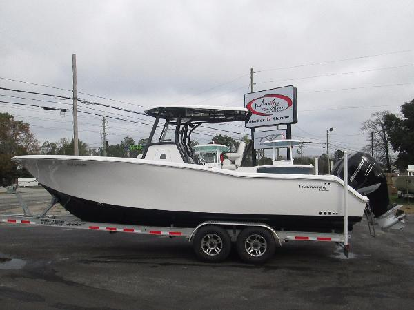 Tidewater Boats 280 CENTER CONSOLE