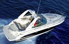 Monterey 330 Sport Yacht Manufacturer Provided Image