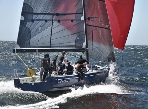 Pacer Yachts 376 R Sailing