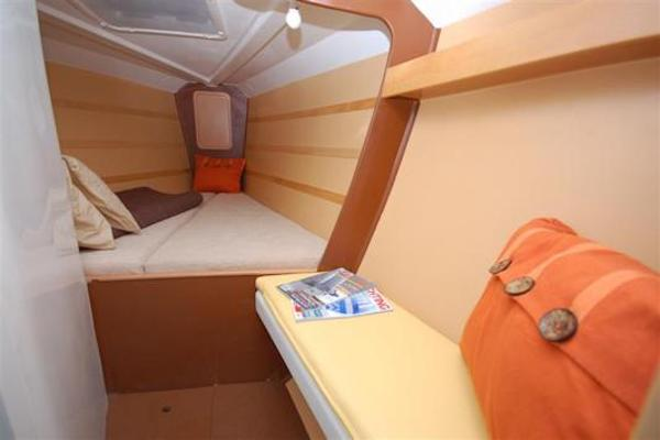 Pacer Yachts 376 R Cabin