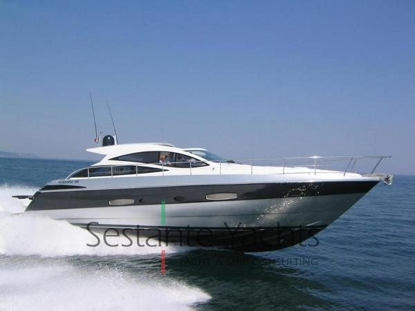 Pershing 56 Sestante Yachts Pershing 56 Anno 2008 (1)