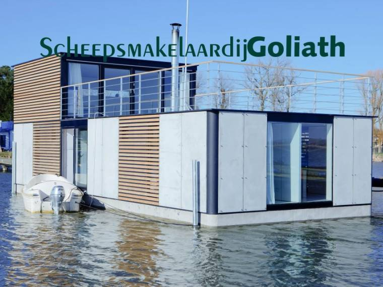 Houseboat HT7 XXL Home
