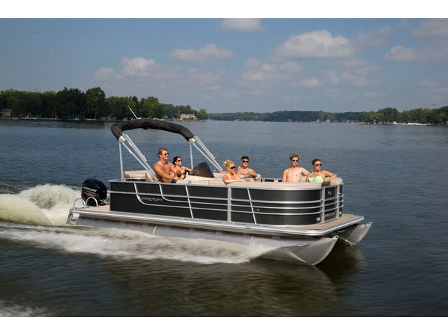 Starcraft Pontoon Stardeck 206 Cruise