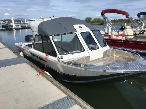 Northwest Boats 208 Seastar HT