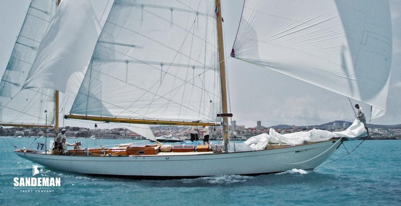 1940 John Alden Yawl, Spain - boats com