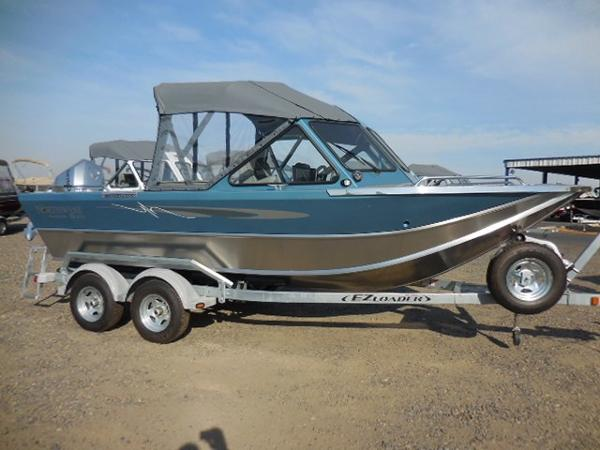 Northwest Boats 196 FREEDOM O/B