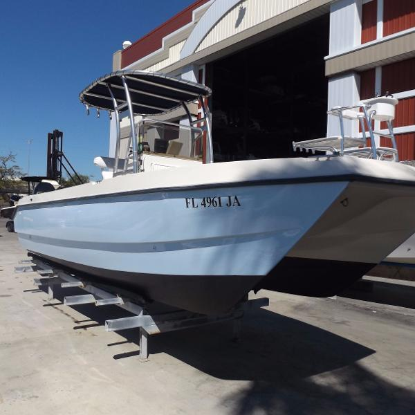 Sea Cat SL1 22' Center Console