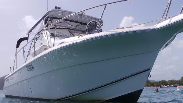 Sea Fox 287