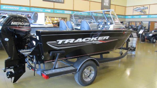 Tracker Pro Guide V-165 WT