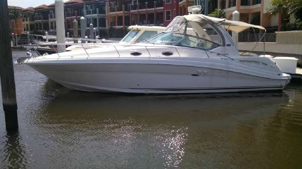 Sea Ray 340 SUNDANCER ULTIMATE 34 FT