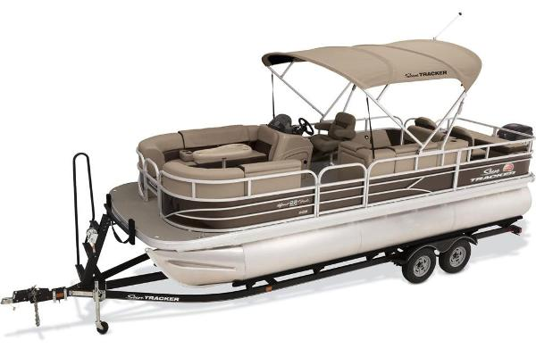 Sun Tracker SportFish 22 XP3 Manufacturer Provided Image