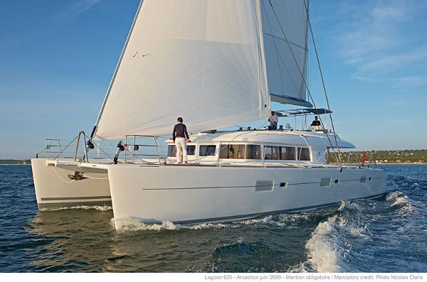 Lagoon 620 Manufacturer Provided Image: Lagoon 620
