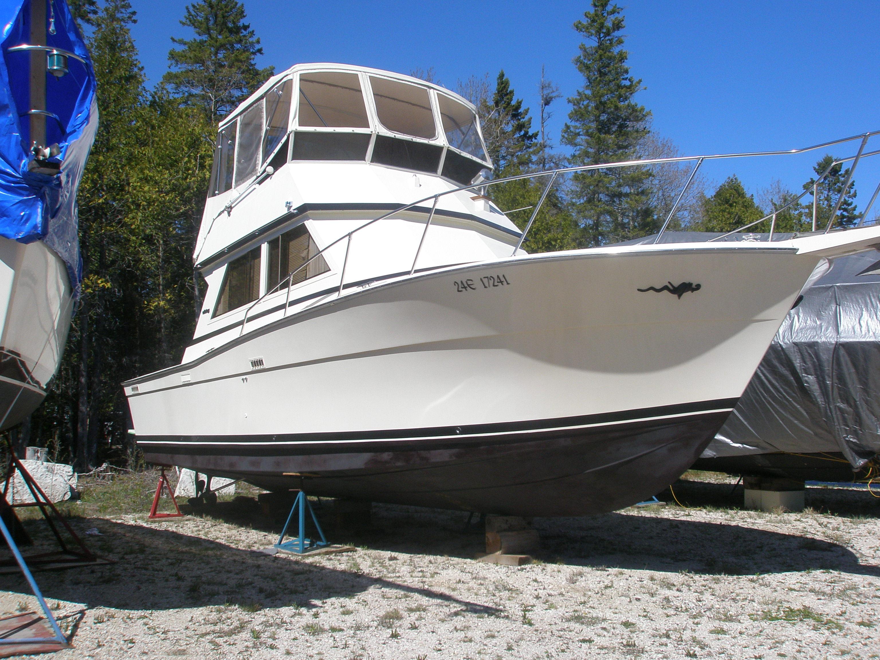 Viking Convertible Viking 1985 35 Convertible