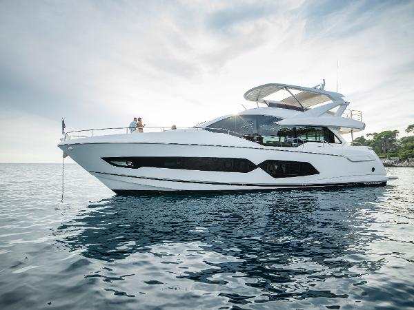Sunseeker 76 Yacht Manufacturer Provided Image