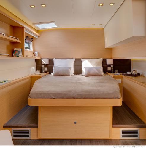 Lagoon 560 S2 Cabin